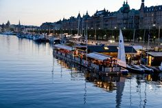 Estate a Stoccolma  [Credits Henrik Trygg/imagebank.sweden.se]