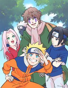 #Sasuke #naruto #sakura #kakashi