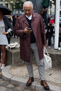The Sartorialist Paris Fashion Week 2012 - yes