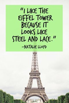 Paris quotes. #paris #parisquotes #travel #travelquotes #france #frenchquotes #wanterlust