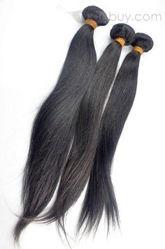 Wholesale Virgin Brazilian Hair Weave 3pieces/lot 100g/piece 20 inches Straight : Tidebuy.com