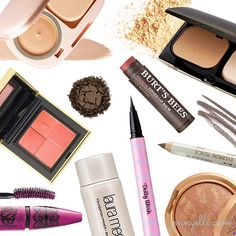 10 Makeup Must Haves