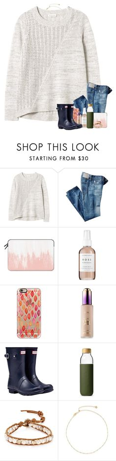 """cabin my friends party was at in items 😍😍"" by classyandsassyabby ❤ liked on Polyvore featuring Rebecca Taylor, AG Adriano Goldschmied, Casetify, Herbivore, tarte, Hunter, Soma, Chan Luu and Ross-Simons"