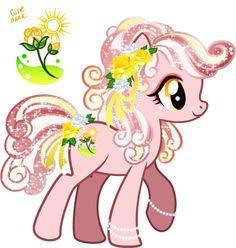 Rose Custom Pony by YukiAdoptablesPonies on DeviantArt