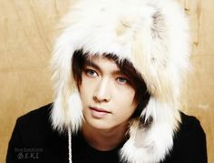 BLUE EYED K-POP IDOLS: #32  Zhang Yixing (Lay) - EXO-M