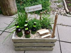 manine makes ein biergarten als geldgeschenk basteln pinterest geschenke f r den. Black Bedroom Furniture Sets. Home Design Ideas