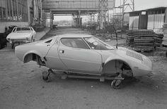 Lancia Stratos and Fiat X1/9