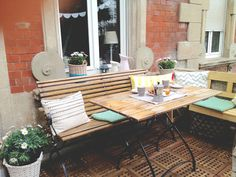 use of outdoor space