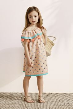 Baby Girl Dress 2018 New Kids Cotton Dresses Elegant Girl Princess P Dresses Fashion High-grade Kids Holiday Dress Aromatic Flavor Dresses