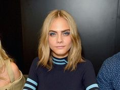Now we know how Cara Delevingne looked so amazing at Comic-Con
