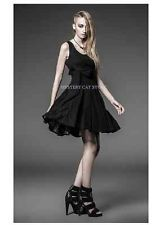 NEW Punk Rave Rock Gothic Lace Cotton Dress PQ-034 ALL STOCK IN AUSTRALIA!