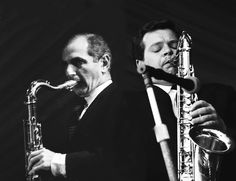 Ronnie Scott and Tubby Hayes