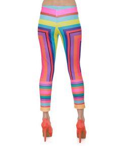Color Me Rad Color Block Leggings
