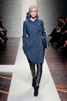 Gianfranco Ferre Fall 2012 - love the jacket