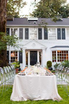 Elegant Outdoor Portland Wedding from Amanda K Photography Ruffled