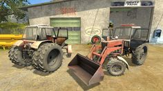 7 Best Farming Simulator 17 Tractors mods images in 2017