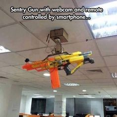 I want this!  #nerf #nerfsentry