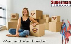 Man with a Van London service can be very helpful when there comes the need of your moving out.