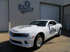 2013 COPO Camaro CRC Chassis #15. Start the bidding! (This can come with or without the GMG decals)