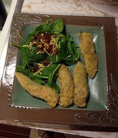 healthy chicken tenders :) my blog :)