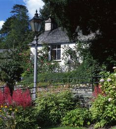 Dove Cottage, English Lake District.  Wordsworth lived here.