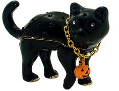 halloween fabric with black cats   Monster List of Cat Halloween Toys   Pictures of Cats - Band of Cats