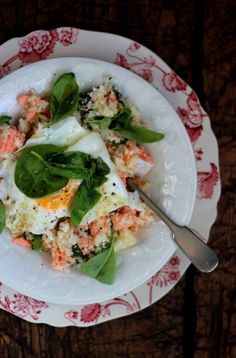 Awesome Petite Kitchen: Cauliflower U0027couscousu0027 With Salmon And A ...