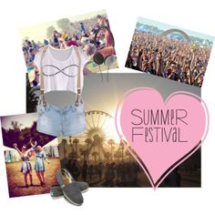 """Festival Fun: Dress Your Bestie for Bonnaroo"" by trina-luvs-u-henley on Polyvore"