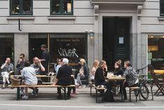 Kaffebar Vinbar in Copenhagen