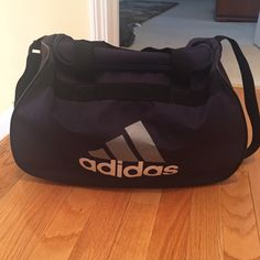 Adidas Dufflebag Perfect size for the gym, sports, or use as an overnight bag. In perfect condition. Adidas Bags Travel Bags