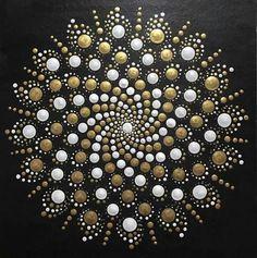 My personal Diary: Time – stealer We all have experiencedthat sen. Stone Art Painting, Dot Art Painting, Rock Painting Designs, Mandala Painting, Pebble Painting, Pebble Art, Mandala Painted Rocks, Mandala Rocks, Stone Mandala