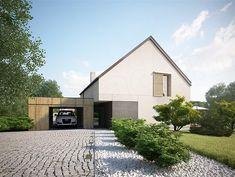 Zdjęcie projektu Ex house Cottage Extension, Metal Cladding, Home Fashion, Interior Architecture, Bungalow, Paint Colors, House Design, Cabin, Mansions