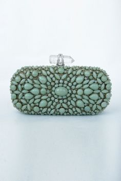 Beaded Clutch <3