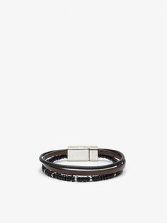 Bracelets - Accessories - MEN - Massimo Dutti - España (Excepto Canarias)/Spain (except the Canary Islands)