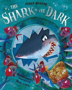 The Shark in the Dark and lots of other books and activities for Shark Week