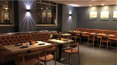 From old fashion Chinese restaurant to modern updated sushi restaurant - Yami Sushi in Ordrup, Denmark