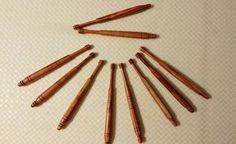 Bolillos de palorosa de Rosa Torres .