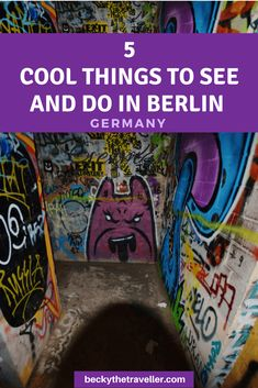 5 cool & alternative things to do in Berlin (+ bonus day trip) - Becky the Traveller 2 Days In Berlin, Berlin Things To Do In, Visit Germany, Berlin Germany, Berlin Berlin, Munich, Voyage Europe, Europe Travel Guide, Travel Guides
