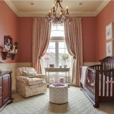 Vintage Baby Girl Nursery Design Ideas, Pictures, Remodel, and Decor - page 2