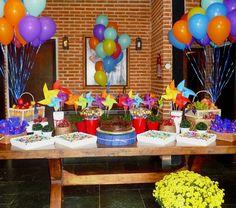 Divina Festivitá: Festa Pic Nic e Cataventos