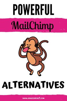 Amazing alternatives to Mailchimp you need to take into account when deciding what is the best email marketing for you Make Money From Home, How To Make Money, Business Tips, Online Business, Email Marketing Tools, Best Email, Email List, Working Moms, Starting A Business