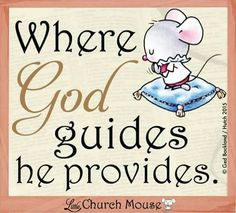 Where God Guides