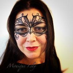 #masquerade #masquerademakeup #MehronEurope #ParadiseMakeUpAQ