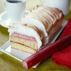 Rhabarberschnitten Vanilla Cake, Desserts, Food, Cake Ideas, Dessert Ideas, Fast Recipes, Easy Meals, Tailgate Desserts, Deserts