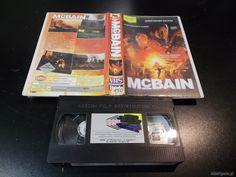 "MCBAIN - kaseta Video VHS - 1410 Sklep ""ALFA"" Opole - AlleOpole.pl (Opole)"
