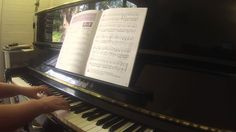 Song of Joy by Beethoven Piano Adventures lesson book 3A - YouTube