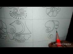 20 Basic Arabic Mehndi designs Tutorial for beginner/basic Mehndi designs Collection/Mehr's Kitchen/ - YouTube