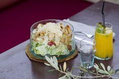 Salad E15 Individual Envers. #kessyverre #verresouffle #artisanal #product…