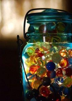 Marbles #jar