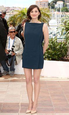 Marion Cotillard Antonio Berardi 'Blood Ties' 2013 Cannes Film Festival Photocall